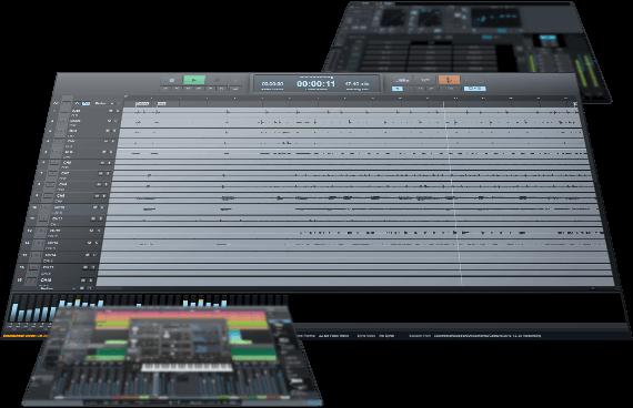 ナビゲーション・メニューLive Recording SoftwareCapture
