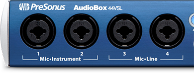 AudioBox 44VSL