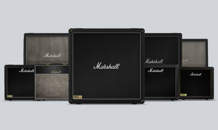 Marshall Cabinet Collection