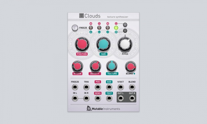 Click to show Mutable Instruments Clouds