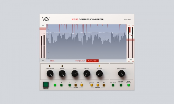 Click to show Weiss Compressor/Limiter