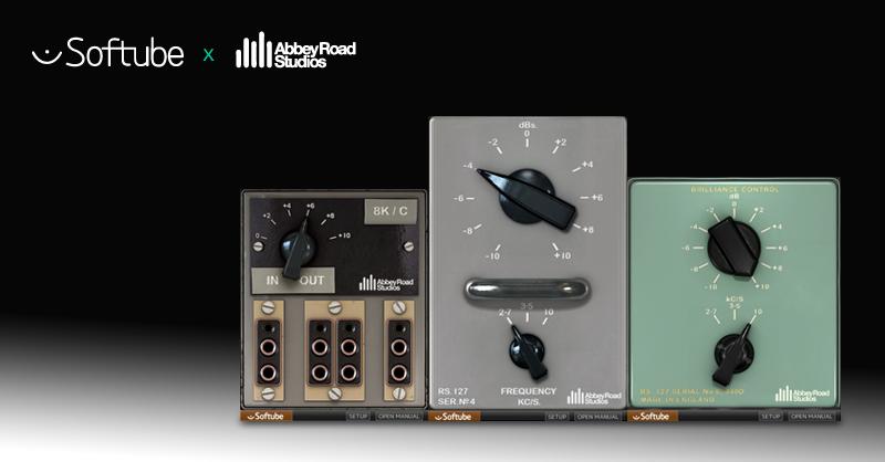 Softube x Abbey Road Studios〜 ピーター・コビンによる序文 〜