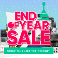 END OF YEAR SALEの詳細