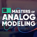 MASTERS OF ANALOG MODELINGセール