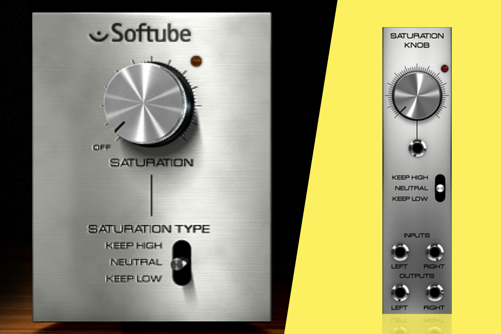 softube saturation knob download