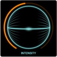 Zynaptiq INTENSITY: INTENSITYトラックボール