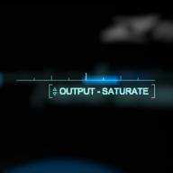 Zynaptiq INTENSITY: SATURATE機能
