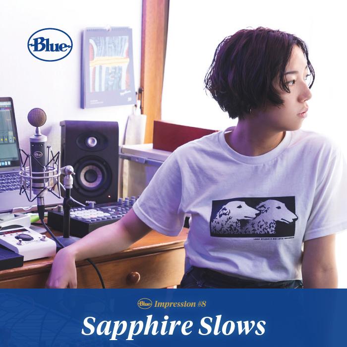 Sapphire Slows氏のBLUEインプレッション記事を読む