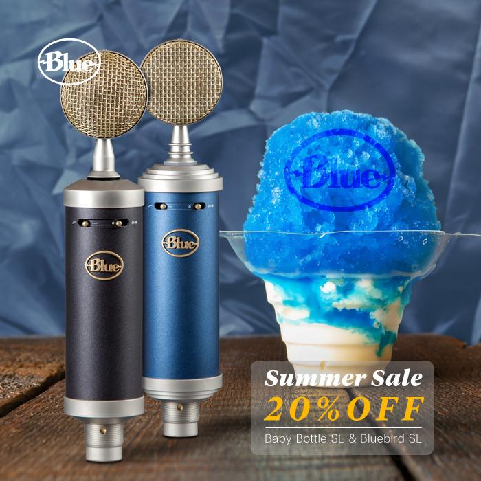 BLUE SLシリーズを20%OFFで購入する