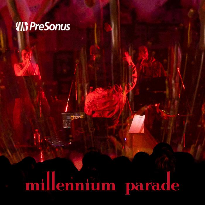 millennium paradeインタビューを読む