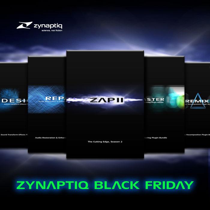 Zynaptiqバンドルを最大40%OFFでGETする